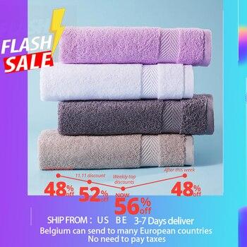 Toalla de mano SEMAXE Premium Set para baño, algodón alta absorción de agua suave y resistente a la decoloración (4 Juego de toallas de mano) El Nueva inclusión