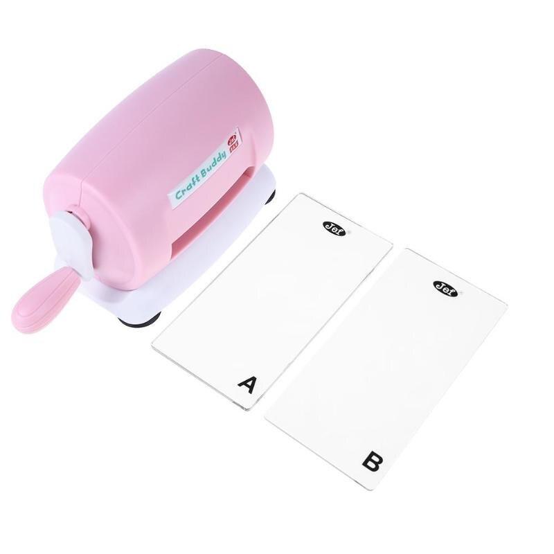 DIY umiera cięcia maszyna do wytłaczania Scrapbooking umiera Cutter karta papierowa Die-maszyna tnąca strona główna szablony do wytłaczania narzędzie Die-maszyna tnąca s