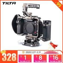 Tilta TA T17 A G Rig כלוב עבור Sony A7II A7III A7S A7S השני A7R השני A7R IV A9 Rig כלוב עבור SONY a7/A9 סדרת Tiltaing VS Smallring