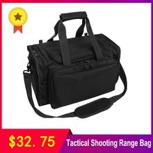 Tactical Pouch Nylon Shooting Range Bag Shoulder Travel Bags