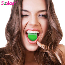 Face Masseter Facial Pop N Go Mouth Jawline Jaw Muscle Exerciser Chew Ball Chew Bite Breaker Training Men Mouth Exerciser