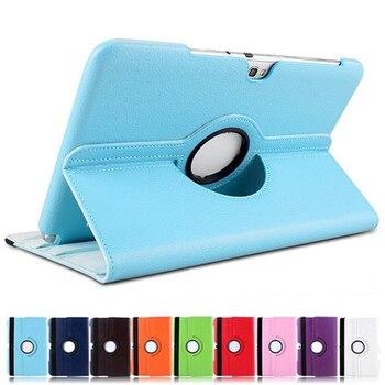 Coque pour Samsung Galaxy Tab Note 10.1, N8000, N8010, N8020, P600, P601, Tab 4 10.1, T530, T535, T520, T525, N5100, P5200, P5210, P5100