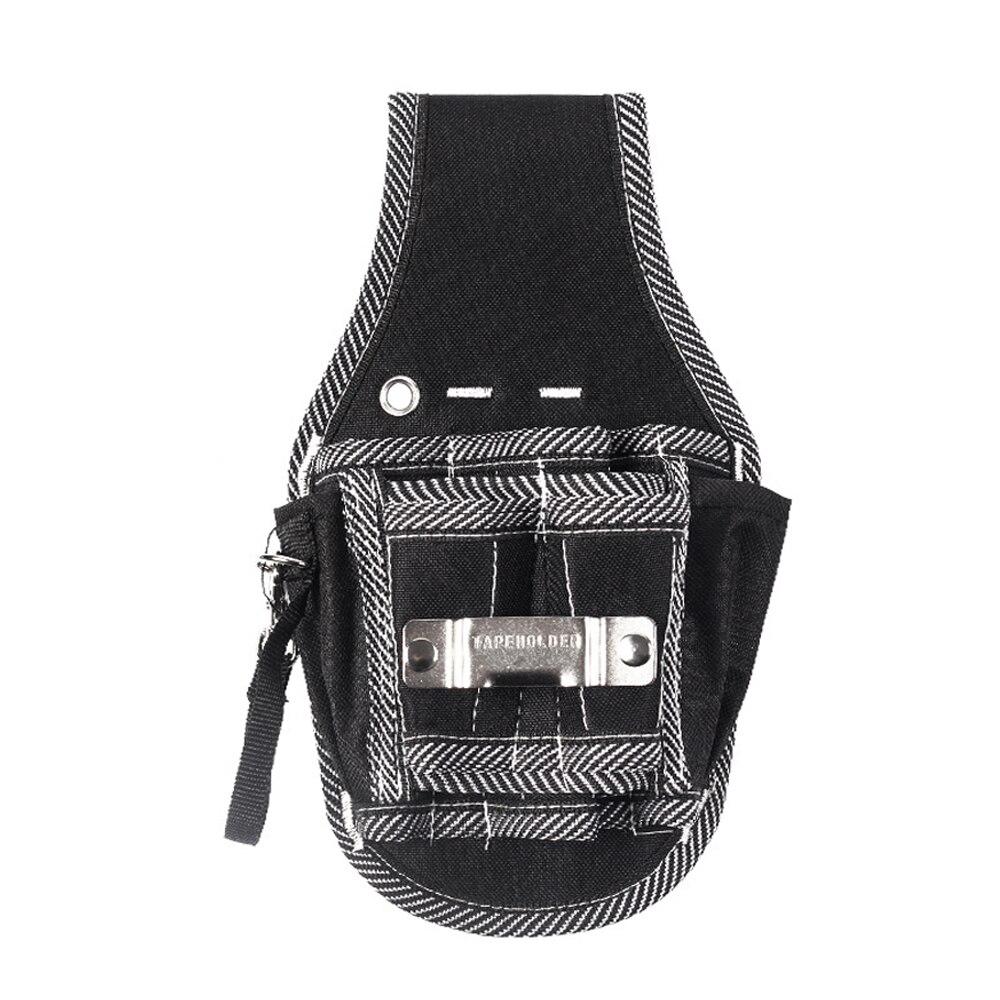 9 в 1 отвертка, инструмент набор держателя высшего качества 600D полиэстер Электроинструмент поясной карман инструмент сумка