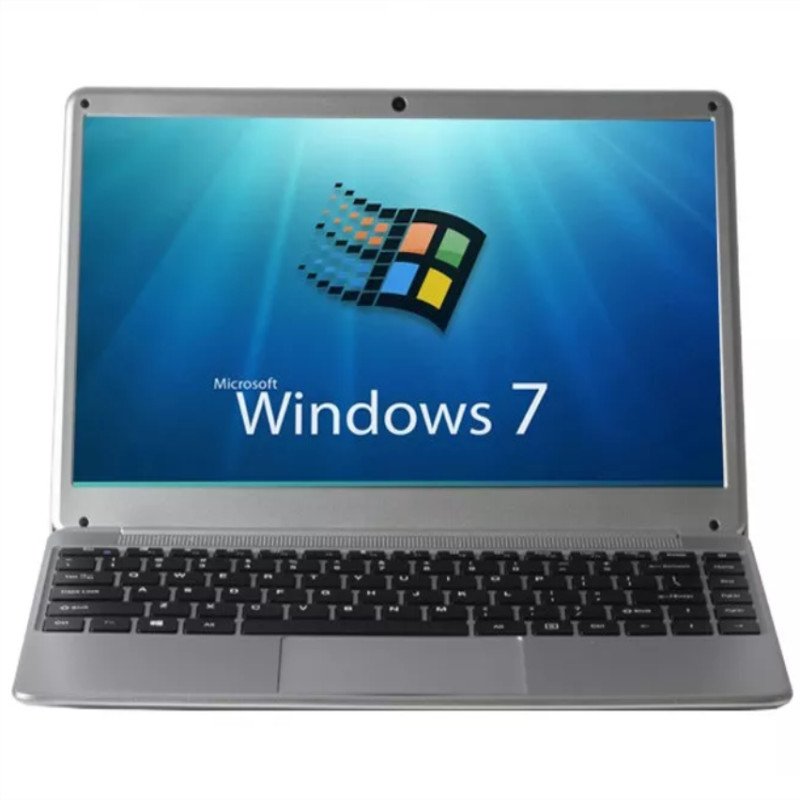 14.1inch laptop ultrabook notebook computer 8G RAM+240G SSD Laptops Intel Pentium N3520 Quad-Core 2.16Ghz Win7 WIFI HDMI webcam image