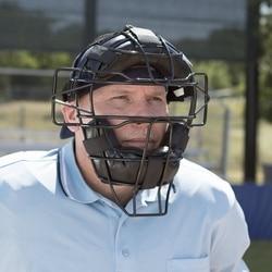 Baseball Protective Mask Softball Steel Frame Head Protection Equipment