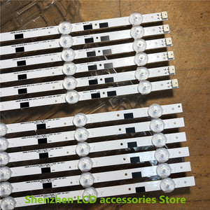 "Image 4 - 36PCS LED תאורה אחורית רצועת 14 מנורת עבור Samsung 58 ""טלוויזיה UA58H5288 2014SVS58 LM41 00091F LM41 00091G UE58J5200 BN96 32771A BN96 32772A"