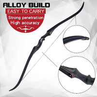 30 50 lbs Archery Bow Recurve Bow Professional Hunting Accessories Outdoor Shooting Bow And Arrow Equipment Traditional Long Bow