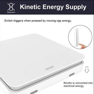 Image 3 - Умный выключатель света с Wi Fi и радиочастотным беспроводным переключателем, не требует батареек, дистанционное управление светом, голосовое управление Alexa Echo Google Home