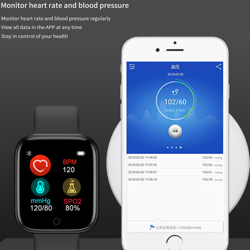 cheapest Smart Band Watch Fitness Tracker Bracelet Smart Bracelet Watch Blood Pressure Heart Rate Monitor Smartband Wristband Men Women