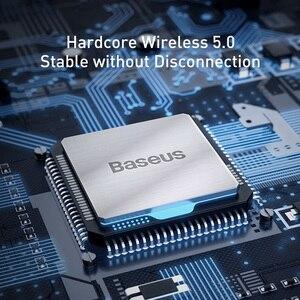 Image 5 - Baseus車の充電器fmトランスミッタaux変調器のbluetooth 5.0 ハンズフリーオーディオMP3 プレーヤーデュアルusb車の充電器