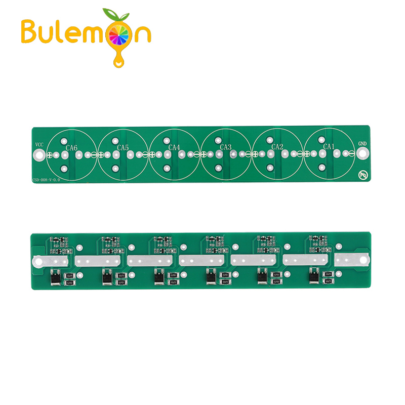1PC New 6 String <font><b>2.7V</b></font> 220F 350F 360F <font><b>400F</b></font> 500F 800F <font><b>Super</b></font> <font><b>Capacitor</b></font> Balancing Protection Board image