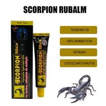 ZB 30g Scorpion Ointment Powerful Efficient Relief Muscle Pain Headache Neuralgia Acid Stasis Rheumatism Arthritis medical Cream