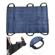 Переносной Коврик для пациентов с ремнем скользящая кровать