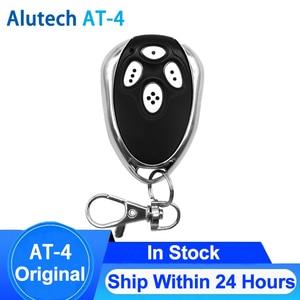 Image 2 - Alutech compatível at 4 AR 1 500 an motors asg1000 controle remoto 433.92 mhz rolamento código 4 canal abridor de porta de garagem