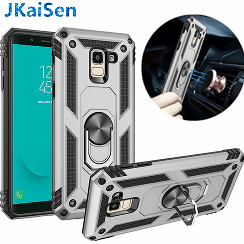 For Samsung Galaxy S8 S9 S10 Plus 5G S10E Note 8 9 10 Pro Hard Armor Case For J4 J6 A6 A7 A8 2018 A70 A60 A50 A40 A30 A20 A10 image