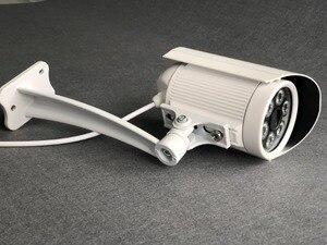 Image 4 - 4.0MP 2MP AHD מצלמה אבטחת מעקב וידאו חיצוני מצלמה עמיד HD CCTV מצלמה 4MP 6 * מערך אור 50M ראיית לילה