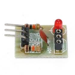 20 шт. лазерный приемник не модуляторная трубка модуль датчика для Arduino DIY установочная доска изысканный модуль Набор