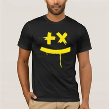 Verano moda m sica DJ Garrix camiseta algod n manga corta Camiseta cuello redondo de hip