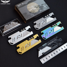 ALMIGHTY EAGLE EDC knife Multifunctional tool Sharp knife folding portable tools Camping Hiking Outdoor equipment цена 2017