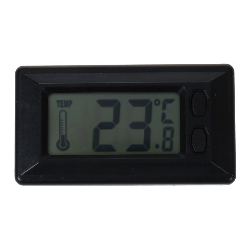 LCD Display Digital Car Indoor Temperature Thermometer