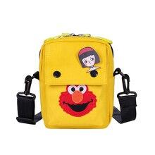 Summer Luxury Handbags Women Bags Designer Cartoon Shoulder Bag Canvas Woman Crossbody mini Small
