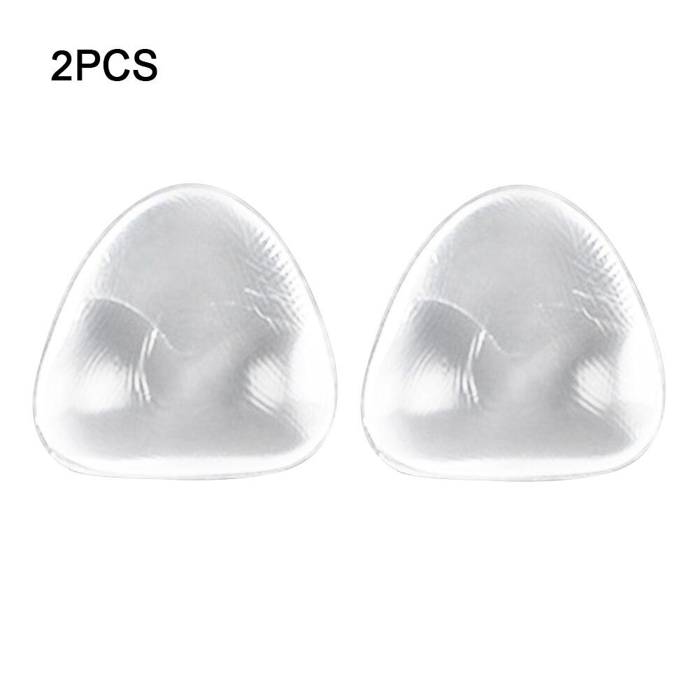 High Quality Bikini Bra Transparent Silicone Insert Swimsuit Chest Pad Invisible Underwear Silicone Chest Pad