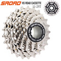 SROAD 11 Speed Road SLR2 Cassette Ultralight 11-25T CNC Bike Freewheel K7 11V Sprocket Fit R9100