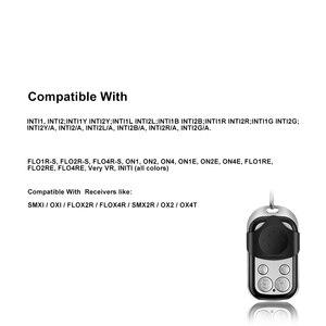 Image 2 - Flor s FLO2R S FLO2RE 433.92MHz Rolling Code Remote controller transmitter Garage Gate door Opener for gate control