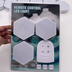 Image 5 - Диммируемая Светодиодная лампа для кухонного шкафа, пульт дистанционного управления, светодиодная лампа для шкафа для одежды, освещение для шкафа для спальни свет всё для кухни подсветка на кухню подсветка для кухни