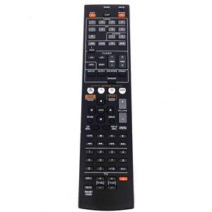 Image 1 - Yeni yedek uzaktan kumanda RAV491 ZF30320 YAMAHA AV alıcısı radyo değiştirin RAV494 HTR 4066 RX V475 Fernbedineung