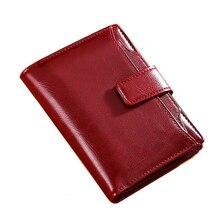 Womens Wallet Cow Leather Small Luxury Brand Wallet Women Short Zipper Ladies Coin Purse Card Holder Femme Handy Bag