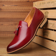 Fashion Pointed Toe Dress Shoes Men Loafers Patent Leather Oxford Shoes Plus Size 38-47 for Men Formal Mariage Wedding Shoes * plus size 2016 new arrival genuine leather formal brand patent corcodile pointed toe dress oxfords punk rock men s shoes fpt074