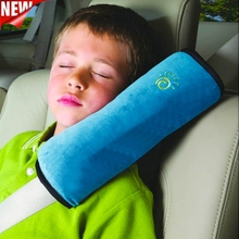 Pillow Car-Seat-Belts Safety-Strap Back-Cushion Shoulder-Pad Fit Protect Baby