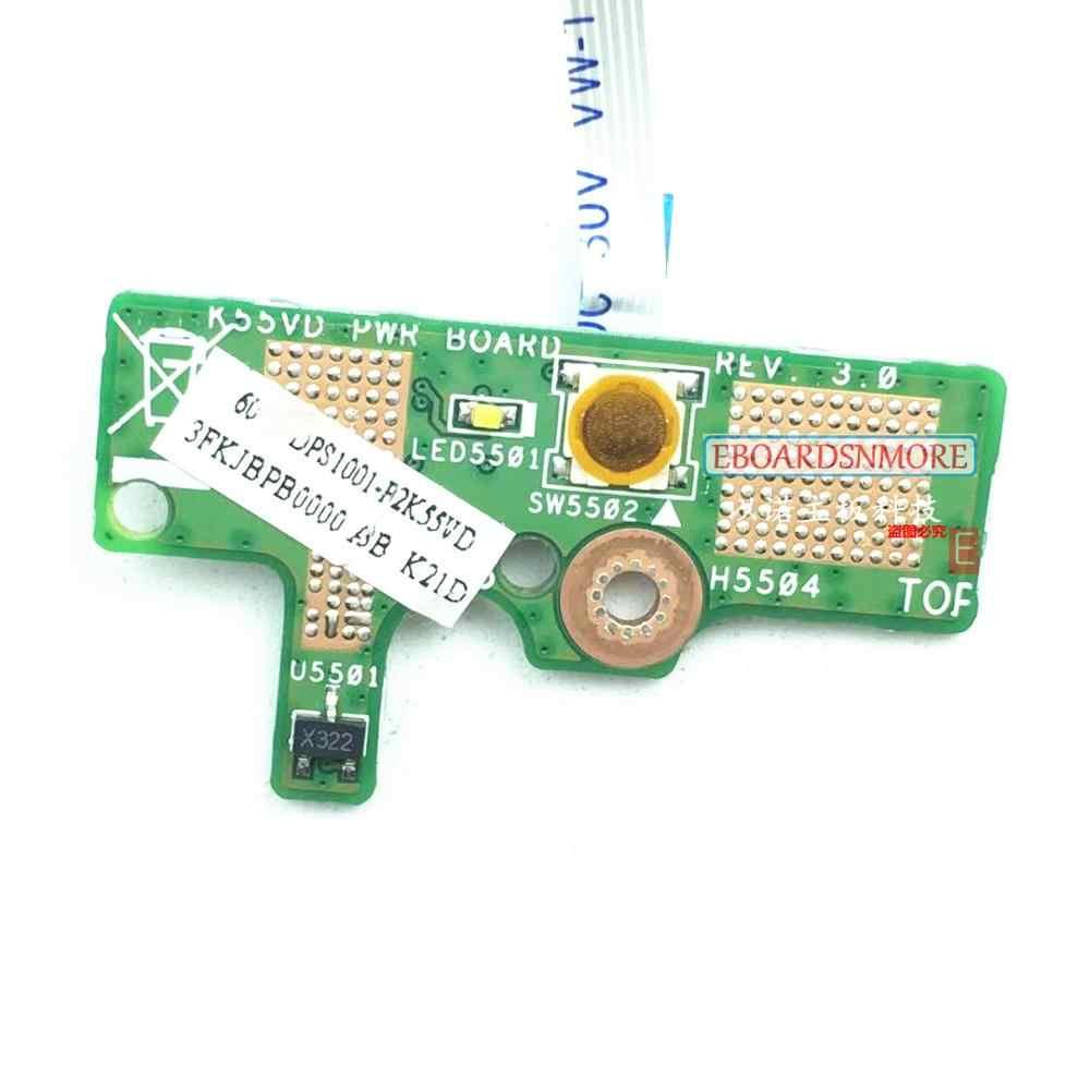 DBTLAP Ventilador de la CPU del Ordenador port/átil Compatible para ASUS k55 X55A K55X X55 X55C X55A X55U X55Sa F55 F45 Ordenador port/átil CPU enfriamiento Ventilador enfriamiento MF60090V1-C480-S99