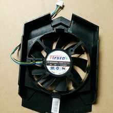 Ventilador da placa de Gráficos Original para GT740-OC-2GD5/GTX 750Ti GTX750TI FD8015U12S PLA08015S12HH AUC0912VBA01 R128015SU