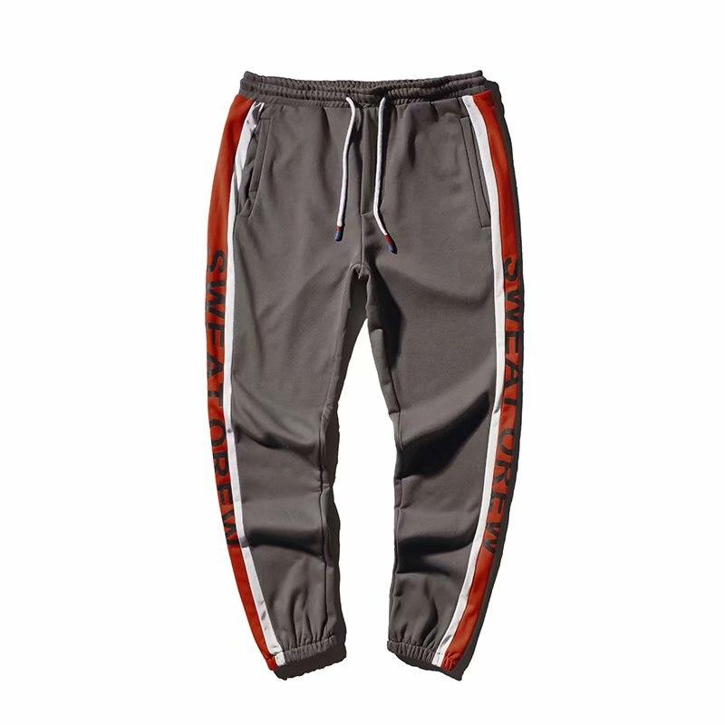 2019 Pants Skinny Slim Straight Men Loose Joggers Streetwear Harem Pants Gyms Sweatpants Trousers Stylish