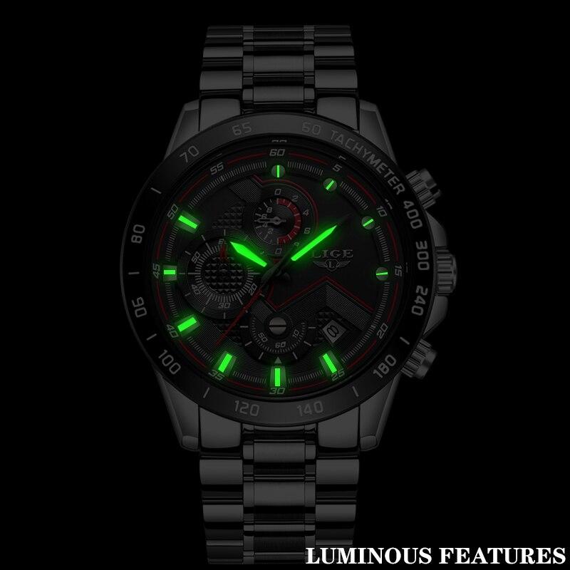 часы LIGE 9929