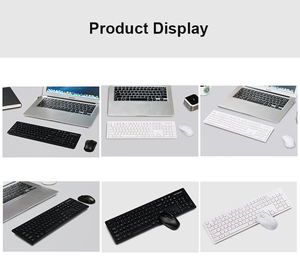 Image 5 - Motospeed G4000 2.4G Wireless Keyboard and Mouse Combo Ergonomics USB 2.0 1000DPI Mouse 104 Keys Board