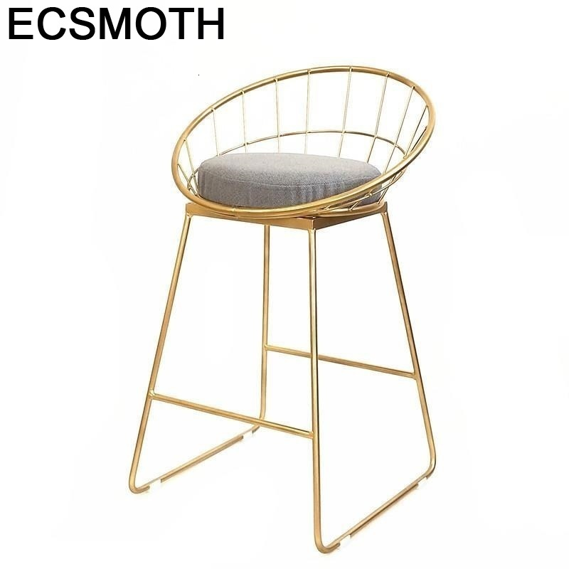 Bancos Moderno Stoelen Tabouret De Industriel Hokery Cadir Barstool Taburete Sedia Banqueta Silla Cadeira Stool Modern Bar Chair