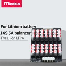 14s 48v dengeleyici lipo lityum pil aktif ekolayzır dengeleyici kurulu Li ion Lifepo4 LTO lityum pil kondansatör BMS