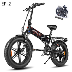 (EU Stock) Electric bike 48V12.5A 20*4.0 fat Tire Snow e Bike Aluminum 500W Powerful electric Bicycle 39KM/H Mountain/snow ebike