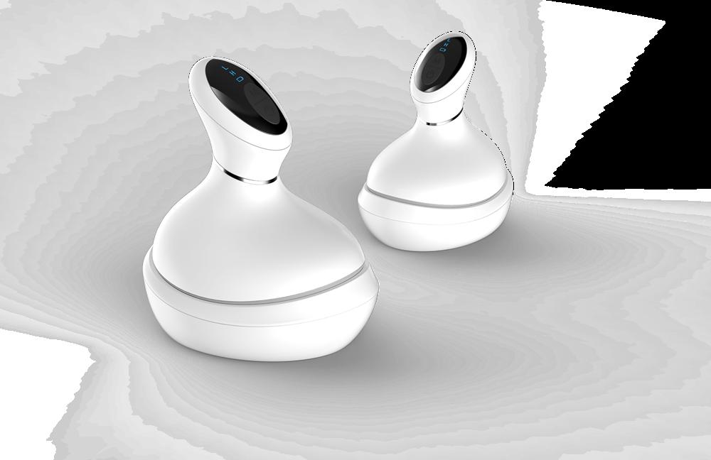 Waterproof Electric Scalp Massager 10