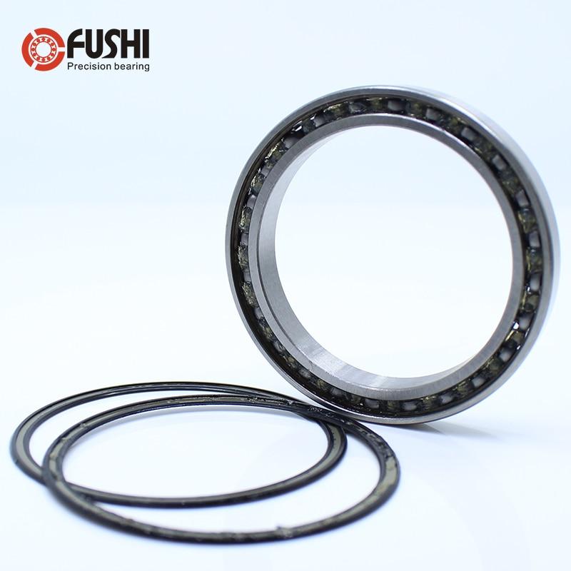 QTY 1 6804-2RS 20x32x7 mm Hybrid Ceramic Rubber Ball Bearing Bearings 6804RS
