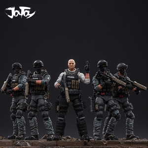 Image 3 - NEW JOY TOY 1/18 action figures US Marine Corps USMC Armed Forces model doll Birthday/Holiday Gift Free shipping