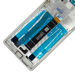 """Image 3 - Dla Nokia 3 N3 TA 1020 TA 1028 TA 1032 TA 1038 5.0 """"wyświetlacz LCD z ekranem dotykowym Digitizer + ramka do monitorów Nokia3 + prezent"""