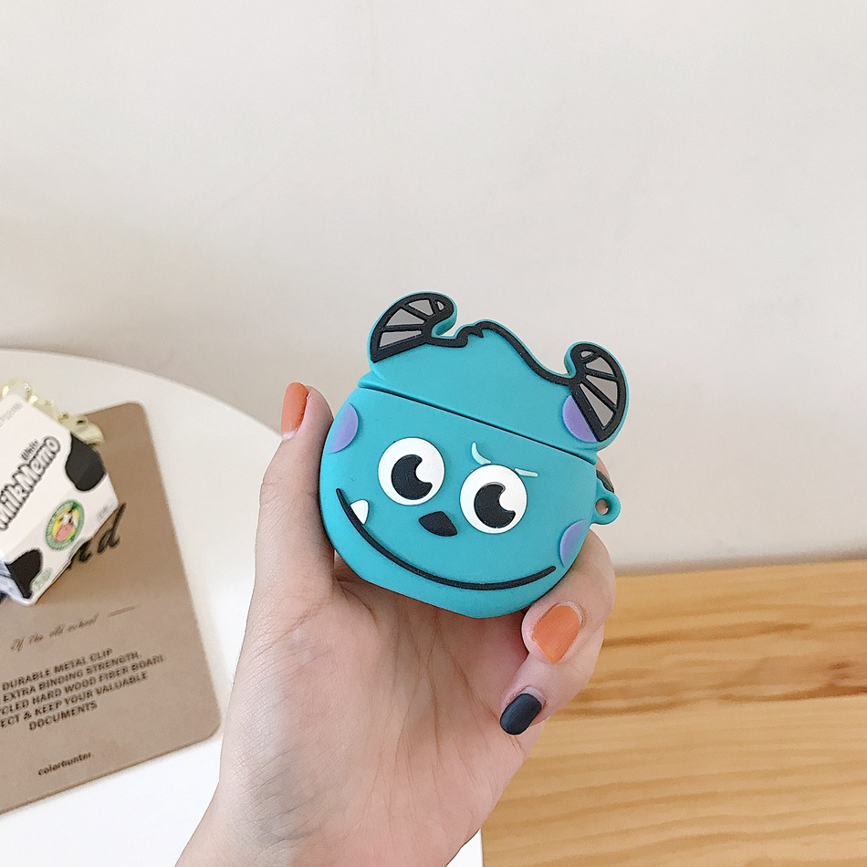 Cartoon Silicone Case for AirPods Pro 238