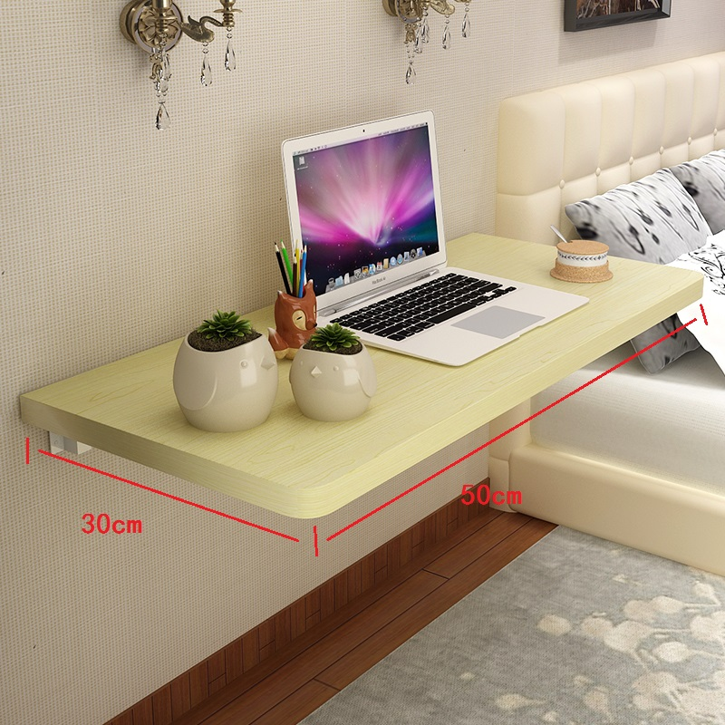 M8 Household Simple Wall Table Folding Table Dining Table Wall Hanging Wall Computer Desk Desk Wall Table