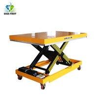 Fixed Scissor Lift Platform Stationary Scissor Table Lift