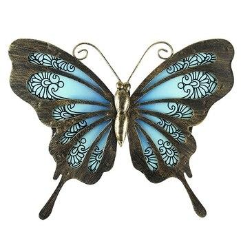 Mariposa de jardín de arte de pared para el hogar y decoraciones...