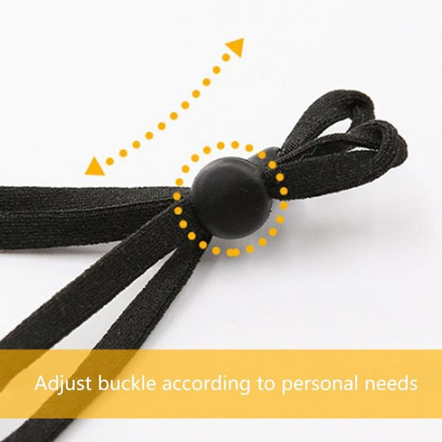 3 PCS Ice Silk Masks Washable Anti Dust Allergies Mask Travel Reusable Adjustable earloop straps support long-time usage Cotton 2